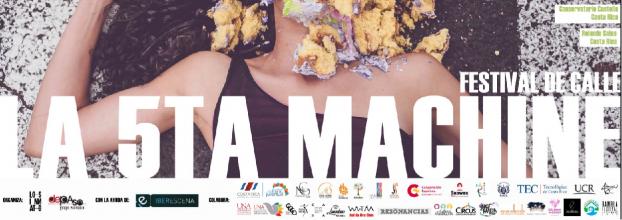 Festival de Calle y Movimiento contemporáneo: La 5ta Machine
