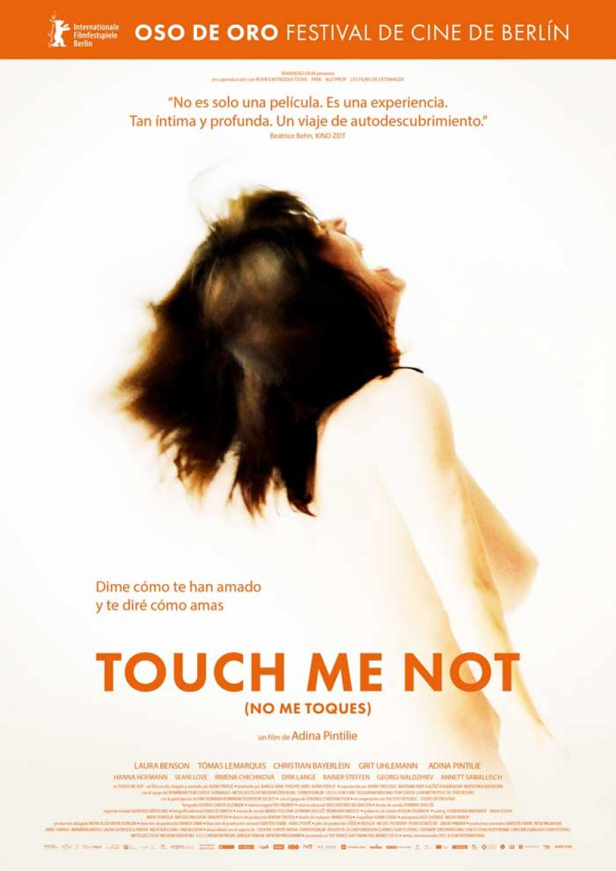 TOUCH ME NOT | FANCINEGAY 2019 (Badajoz)