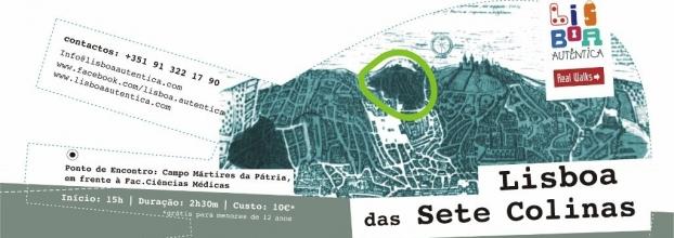 Lisboa das Sete Colinas - Colina de Sant'Ana
