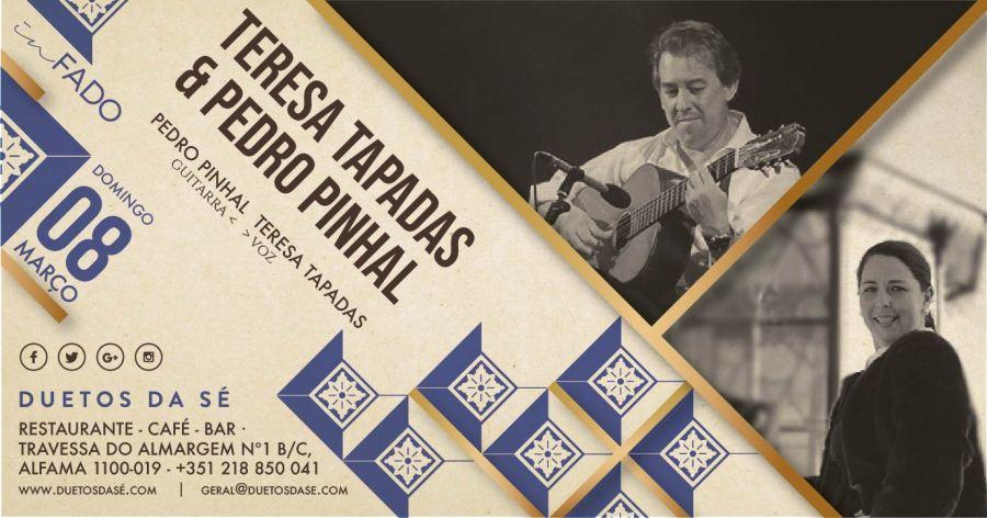 IN FADO - Teresa Tapadas & Pedro Pinhal