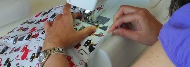 Workshop Iniciação à Costura