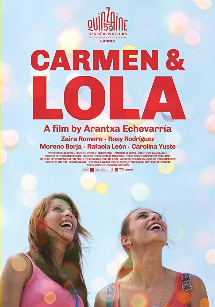 Proyección | CARMEN Y LOLA (Don Benito)