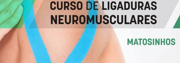 Curso de Ligaduras Neuromusculares (com Certificação DGERT)