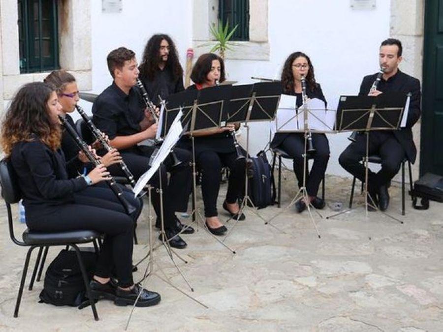 CONCERTO COMEMORATIVO DO DIA MUNDIAL DA MÚSICA, pela Sociedade Filarmónica Lacobrigense 1º de Maio