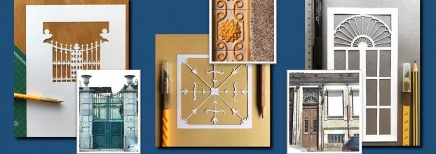Workshop de Papercutting - Corte artístico em papel