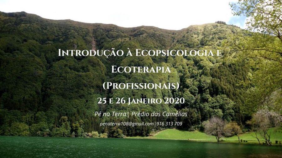 Introdução à Ecopsicologia e Ecoterapia
