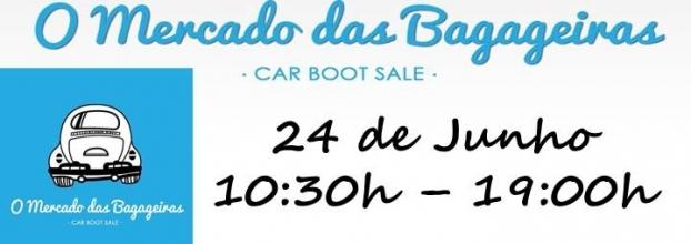 O Mercado das Bagageiras, Car-Boot-Sale