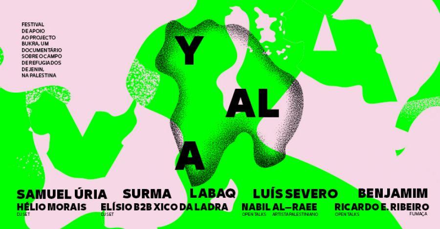 YALA Fest | Unmute Palestine