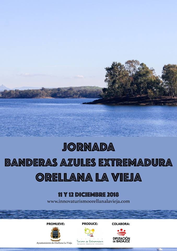 Jornada Banderas Azules Extremadura   Orellana La Vieja