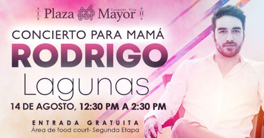Concierto para mamá. Rodrigo Lagunas