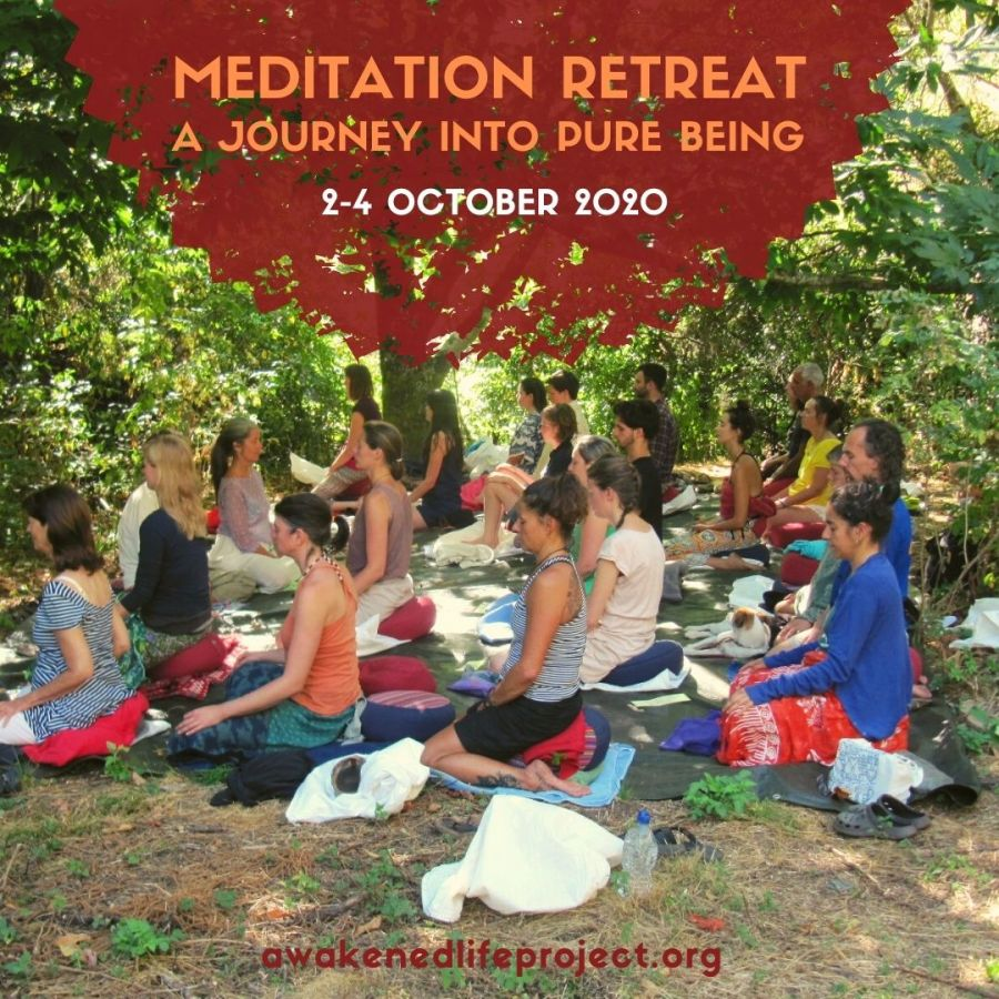 Meditation Retreat: A Journey into Pure Being