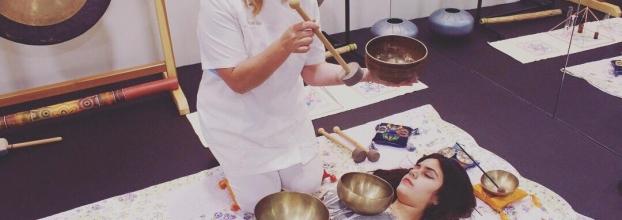 Curso Massagem Terapêutica de Som – Método Tibetano Pure Soul