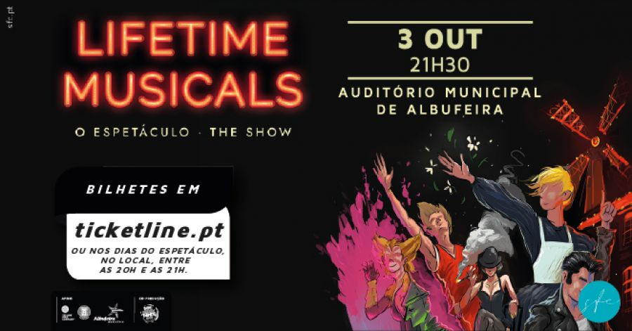 LIFETIME MUSICALS | O ESPECTÁCULO