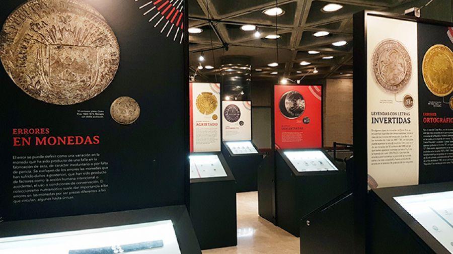 Errores en monedas de Costa Rica. Numismática