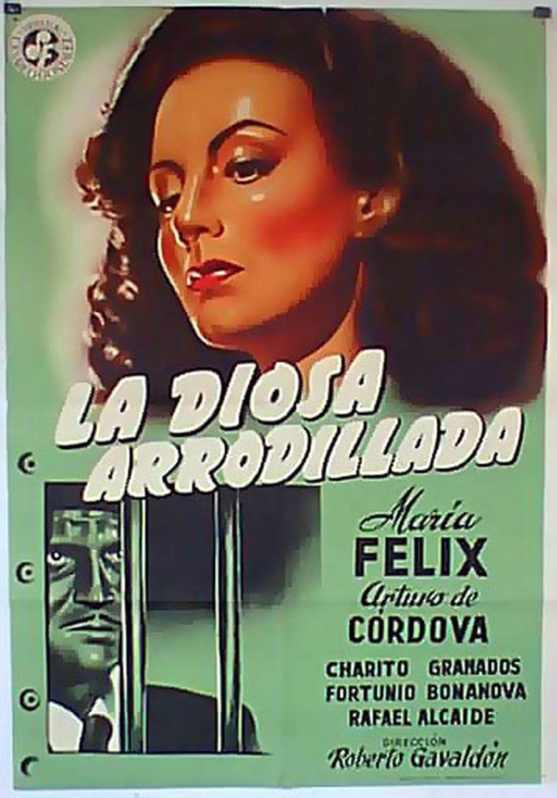 CineUCR; Época de Oro, Cine Mexicano: La Diosa Arrodillada. 1947