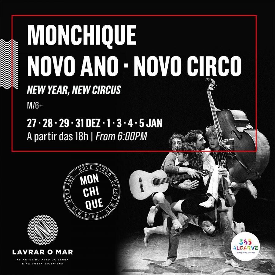 Monchique: Novo Ano, Novo Circo