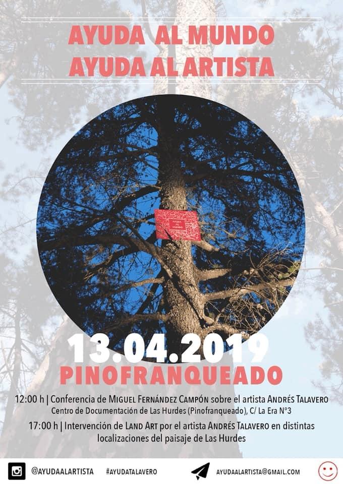 Conferencia en Pinofranqueado