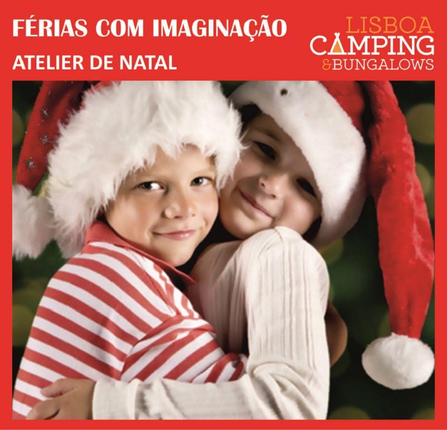 Férias com Imaginação - Natal