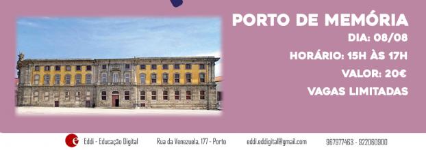 Oporto Observer Kids: Porto de Memória