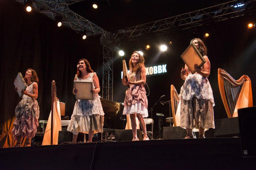 Lulavai | quarteto de harpas celtas
