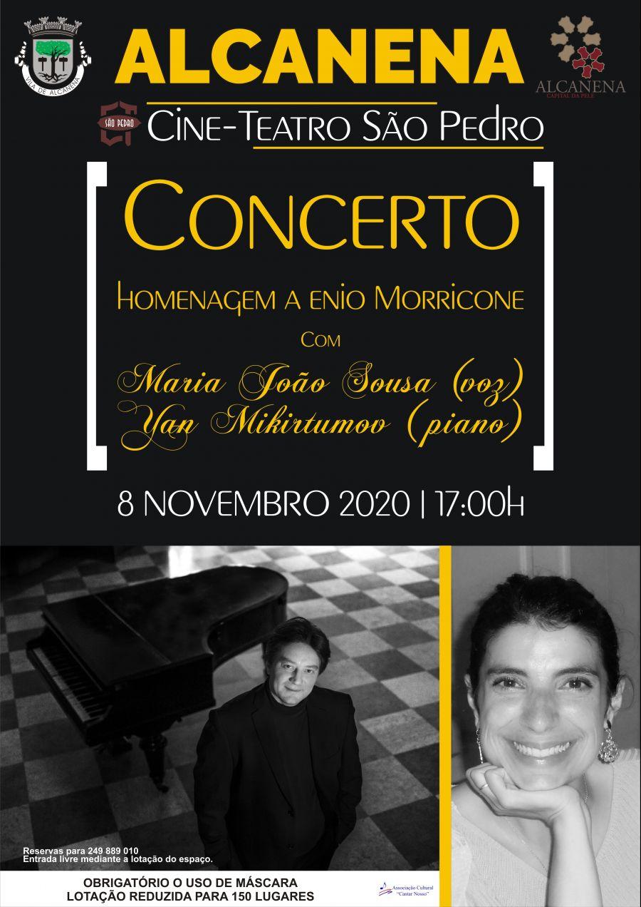 Concerto Homenagem a Enio Morricone