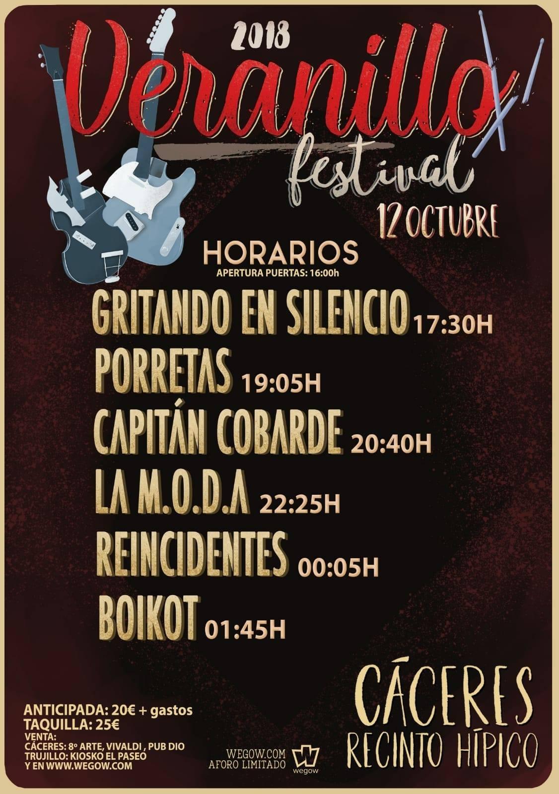 Veranillo Festival