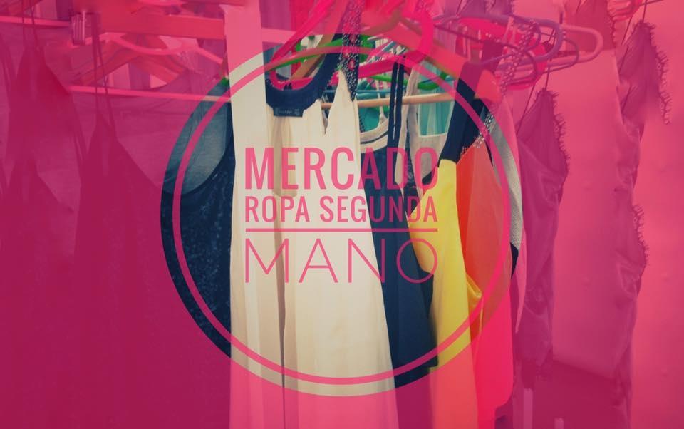 Mercado de ropa de segunda mano || La Chimenea Art Market