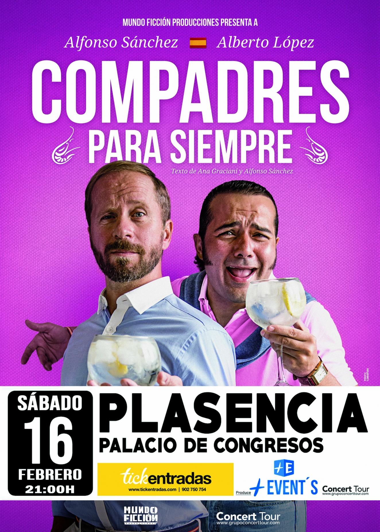 LOS COMPADRES PARA SIEMPRE