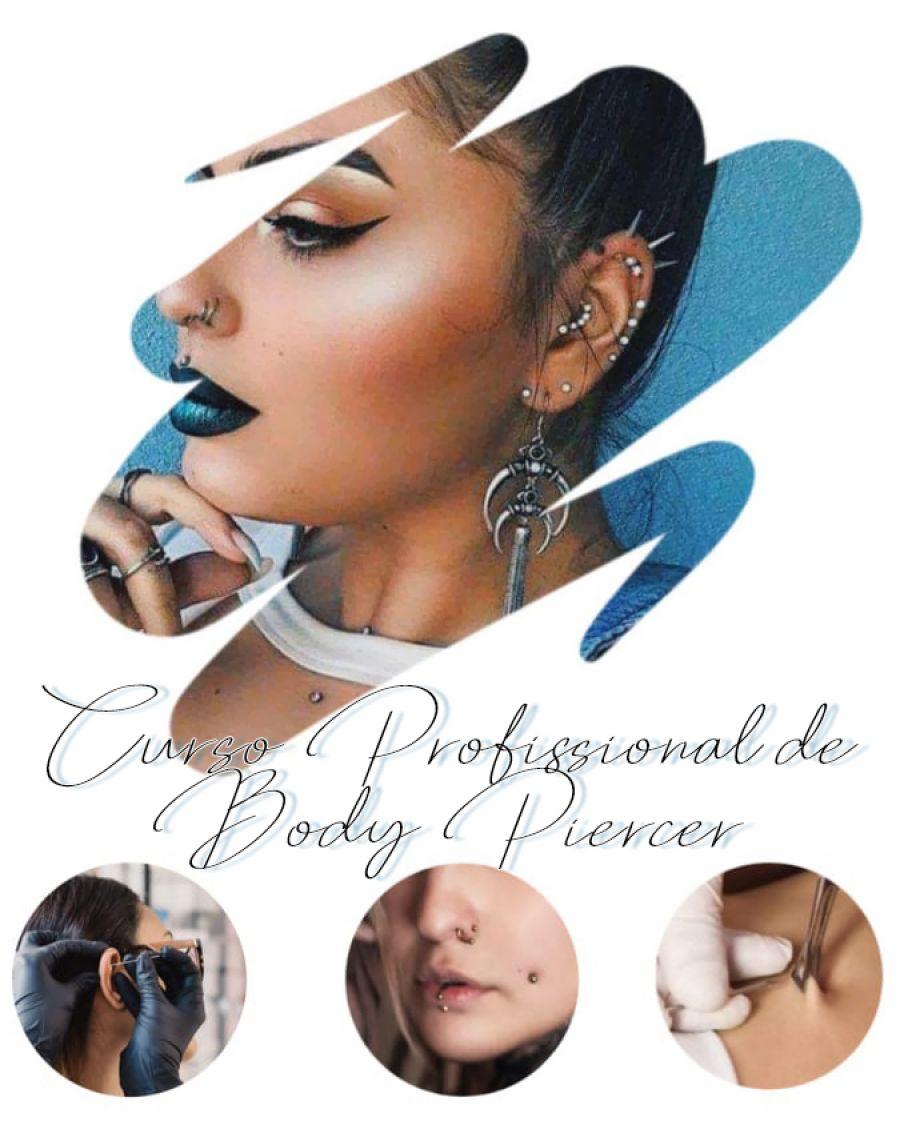 Curso Profisional De Body Piercer ( body piercing )
