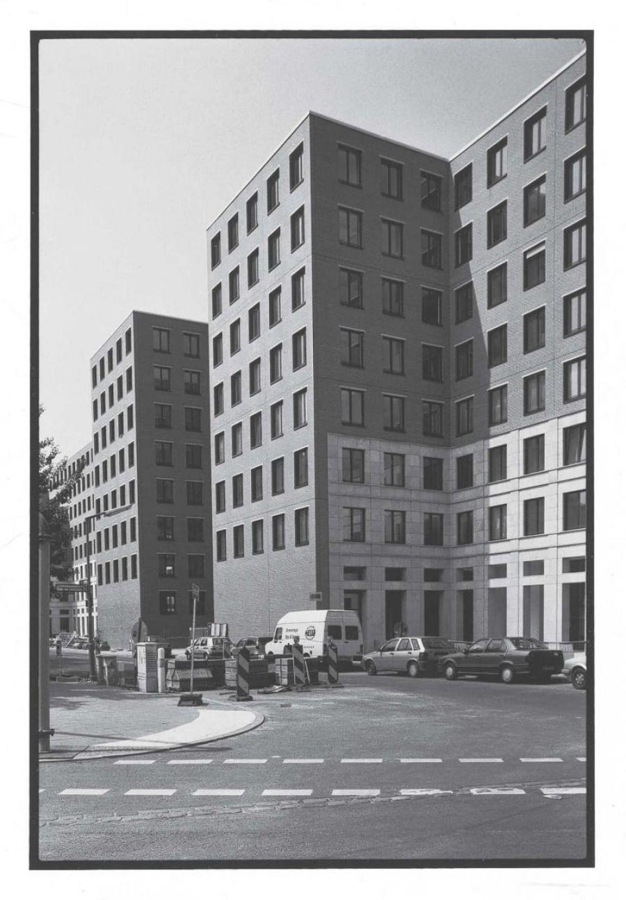 Ciclo Entre Diálogos - 'Giorgio Grassi. The logic construction of urban housing', Michele Caja (AUIC_POLIMI)