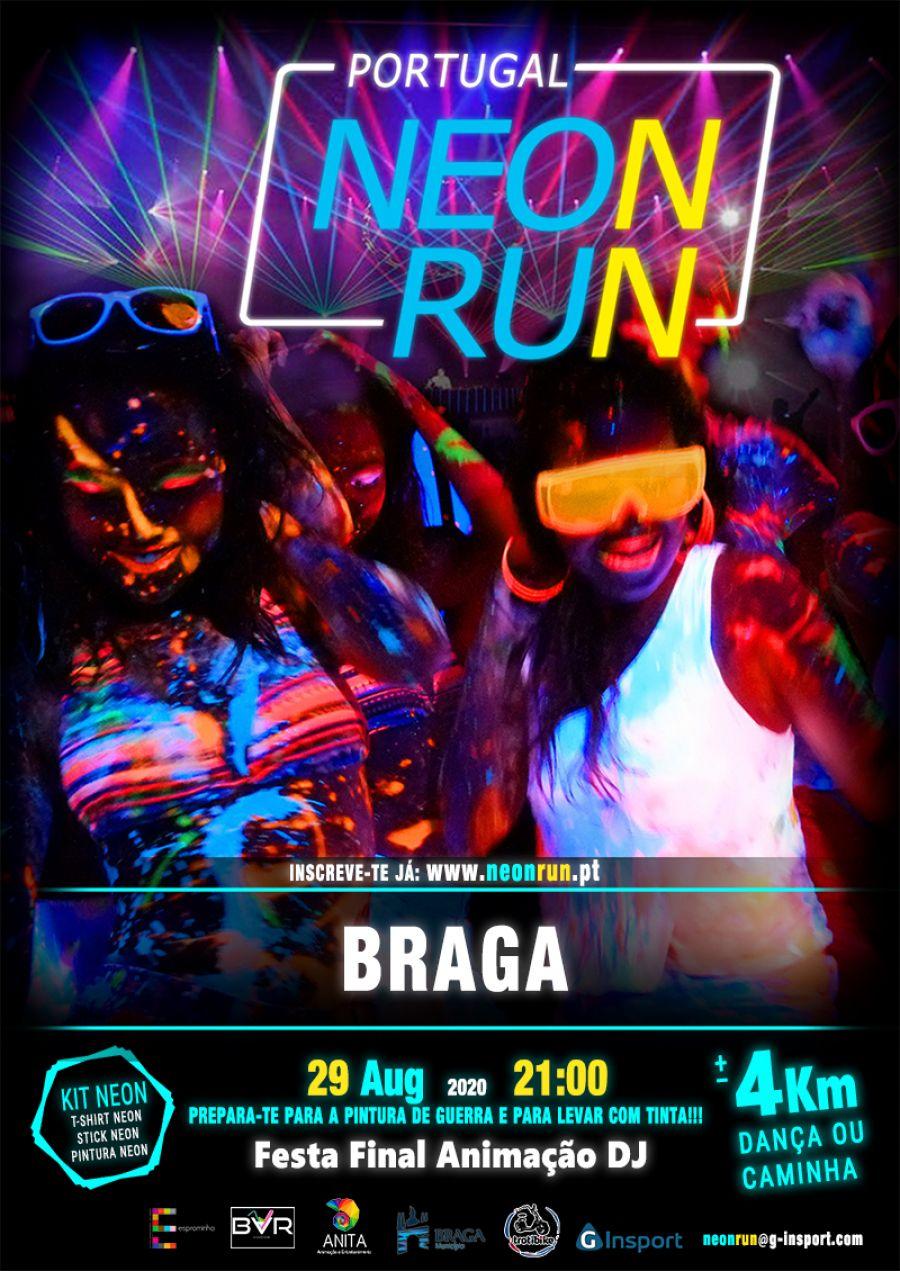 Neon Run Braga