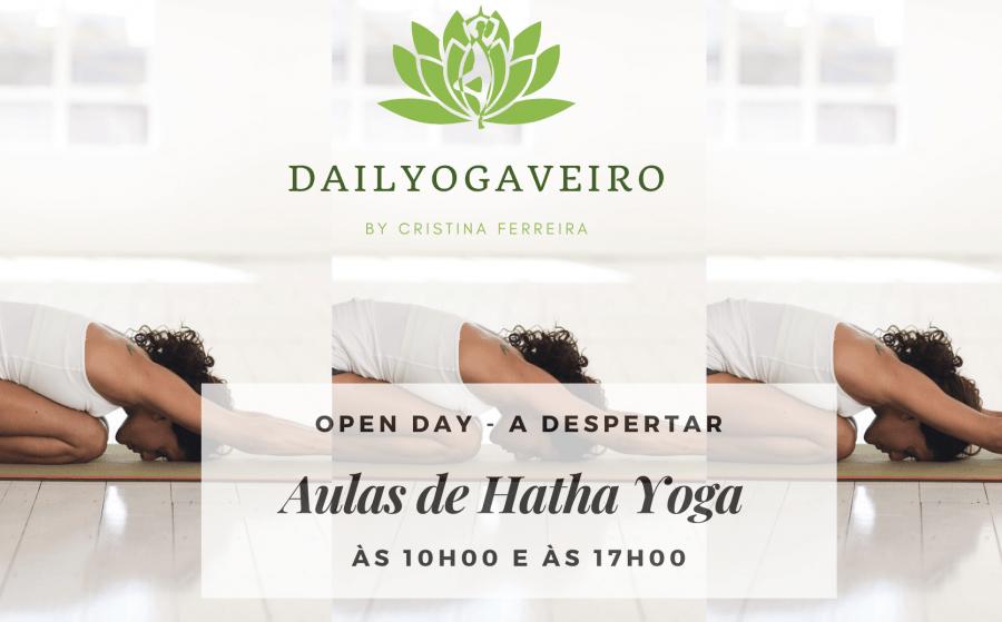 Hatha Yoga | OPEN DAY no Espaço A Despertar