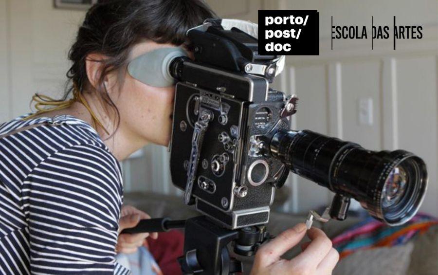 Workshop de animação experimental com a realizadora Jodie Mack