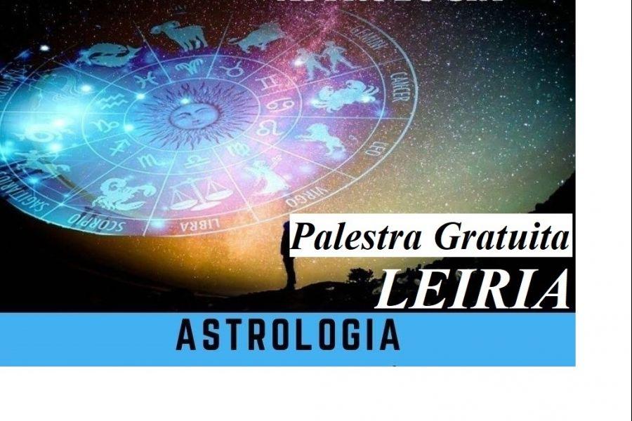 Palestra Gratuita 'Astrologia - Olhar as estrelas com os pés na Terra'