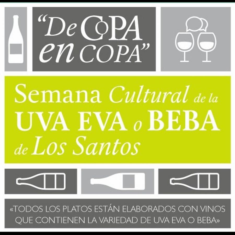 Semana Gastronómica de la uva Eva Beba de Los Santos de Maimona
