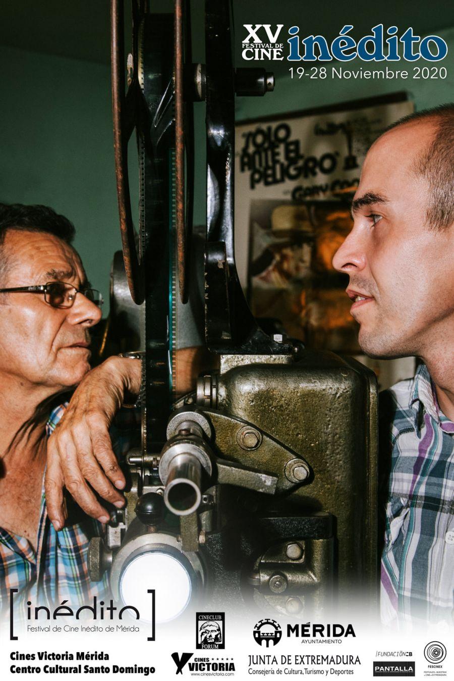 XV Festival de Cine Inédito de Mérida