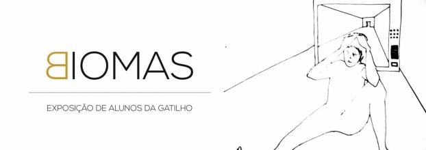 Biomas - Exposição de alunos da Gatilho