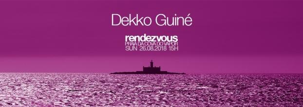 Rendezvous No.4 - Dekko Guiné