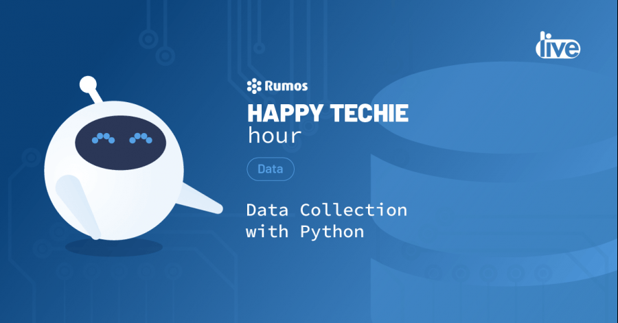 Happy Techie Hour 'Data Collection with Python'