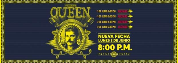Lo mejor de Queen. Orquesta Filarmónica. Rock