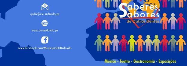 Duas exposições romenas na VIIIª edição da iniciativa multicultural 'Saberes e Sabores de Outras Gentes' de Redondo