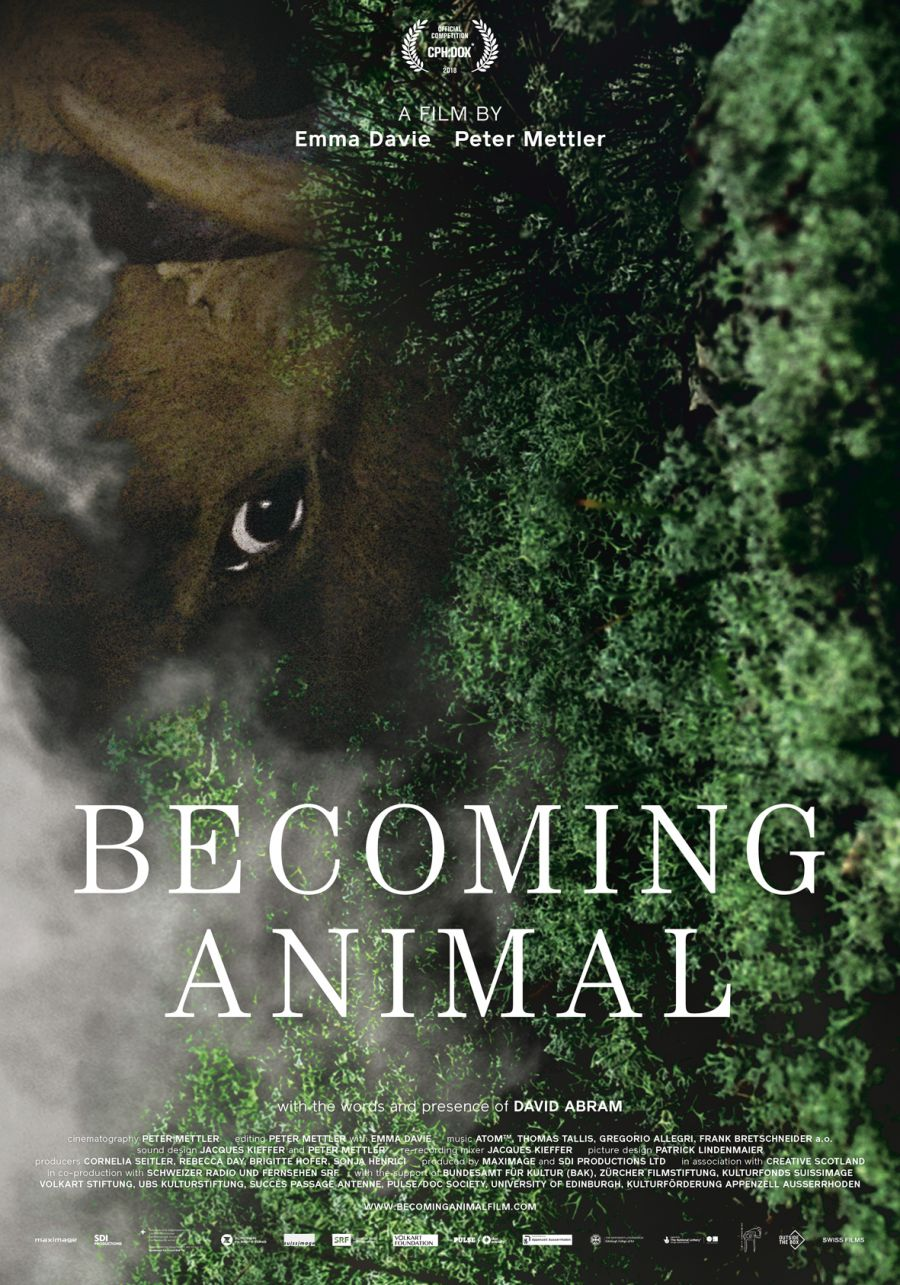 Becoming animal. Emma Davie & Peter Mettler. Suiza. 2018