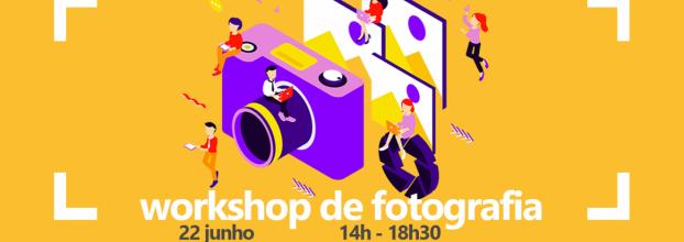 Workshop de Fotografia - Produto