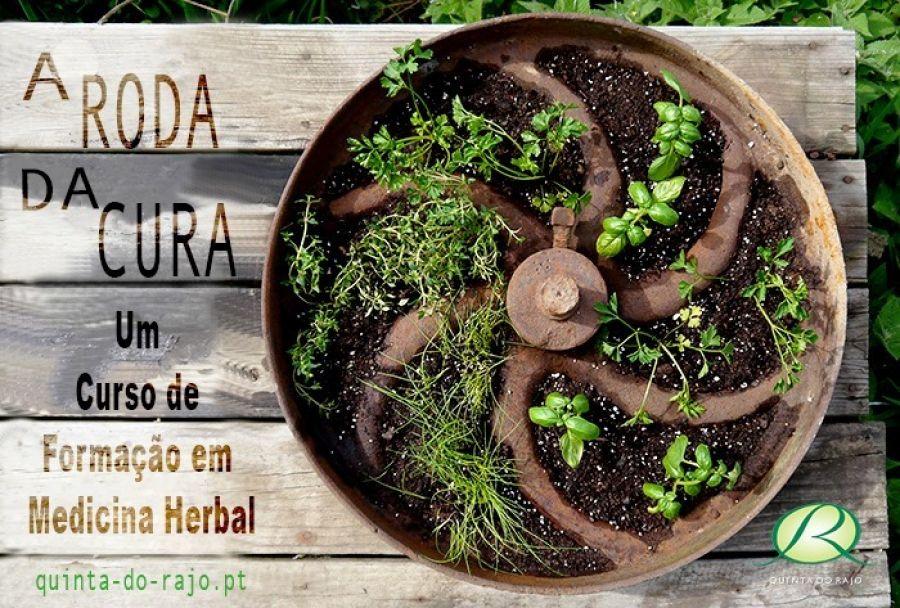 A Roda da Cura - Formação em Medicina Herbal