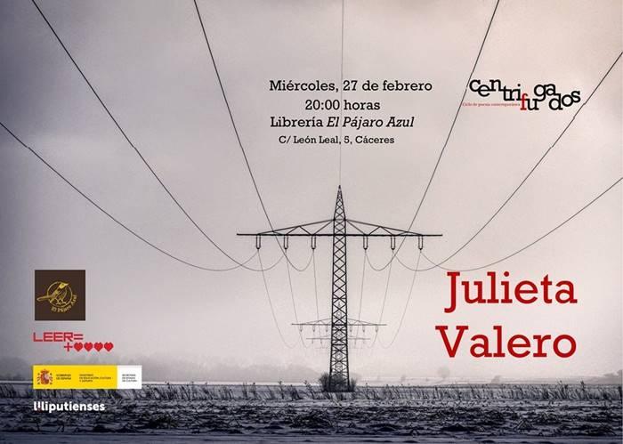 Julieta Valero en 'El Pájaro Azul'