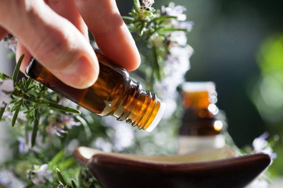 Workshop Aromaterapia prática