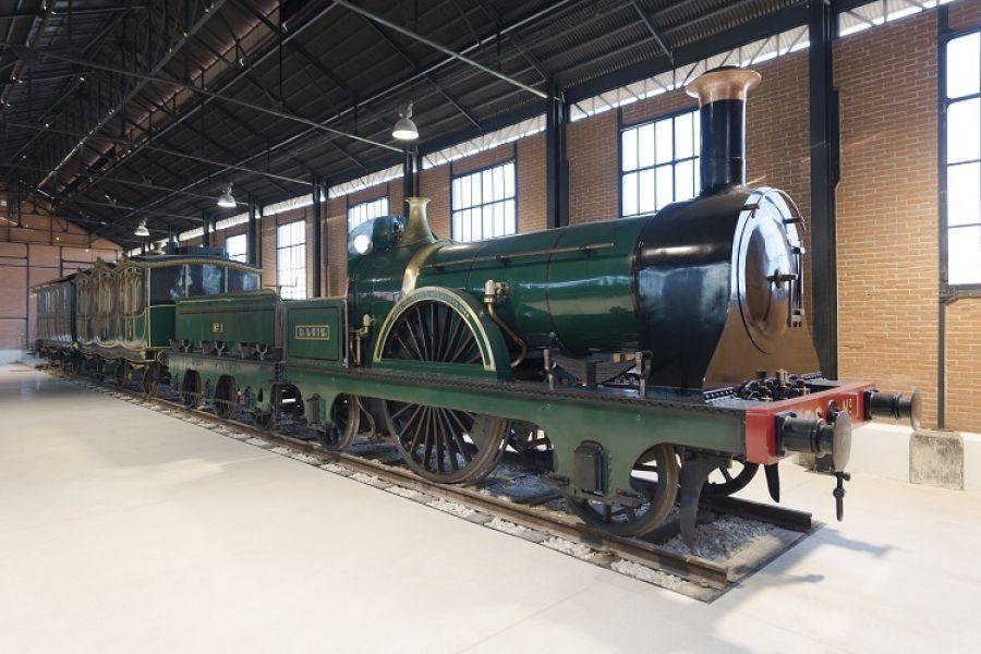 Visitas ao Comboio Real //Aniversário do Caminho de Ferro em Portugal//