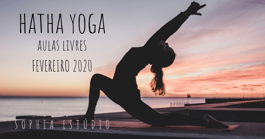 Hatha Yoga   Aulas Livres