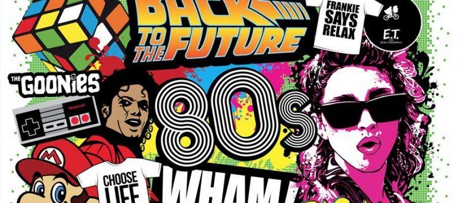 Festa Anos 80 #3