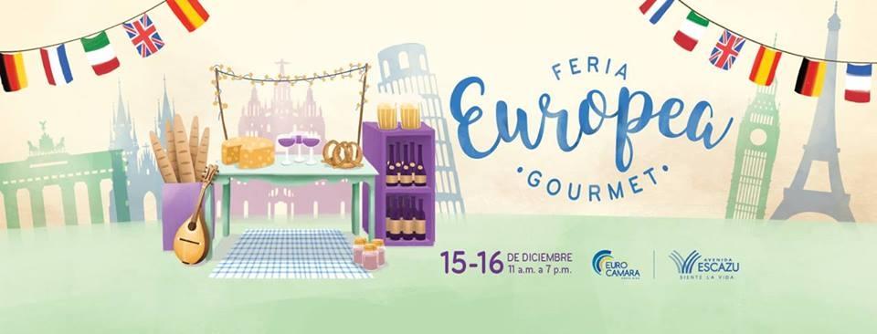 Feria europea gourmet 2018